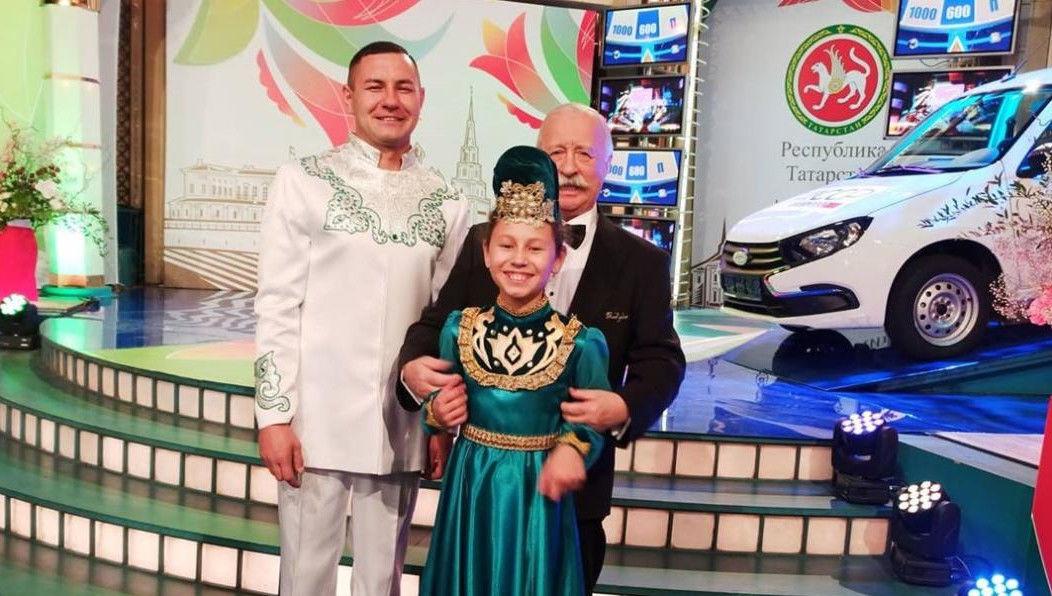 Житель Татарстана победил в шоу «Поле чудес», посвященному 100-летию ТАССР