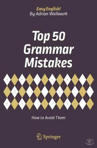 Top 50 Grammar Mistakes