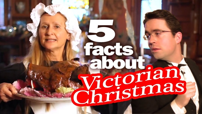 Five Intriguing Facts About Victorian Christmas