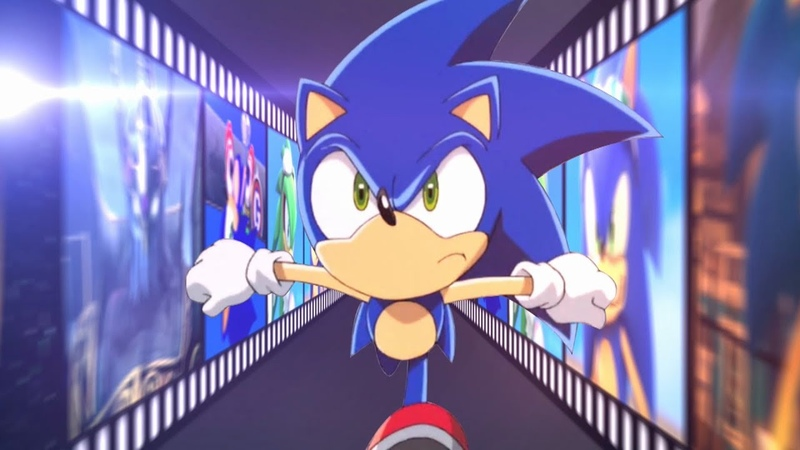 [AMV/GMV] Sonic's 28th Anniversary - Won't Stop Running [TB3.1 R1]
