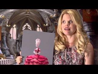 Megan Hilty Interview - Legends of Oz: Dorothy's Return
