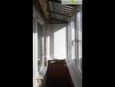 Наша работа. г.Чебоксары, ул.Николаева, 22. Установка рамы и крыши. Обшивка парапета сайдингом. Профиль BRUSBOX Aero 60-3.☎37-