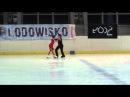 6 Zlata Jefymenko Vadim Kolesik Fourteen Step Zlota Puchar Lodzi 2014