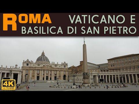 ROMA Basilica di San Pietro Piazza San Pietro e dintorni