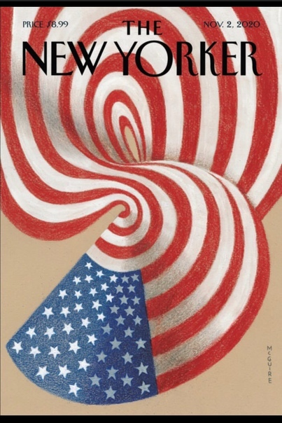 New Yorker. November 02, 2020