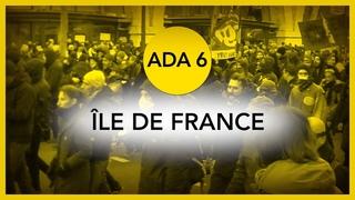 Annonce ADA 6 - Île-de-France