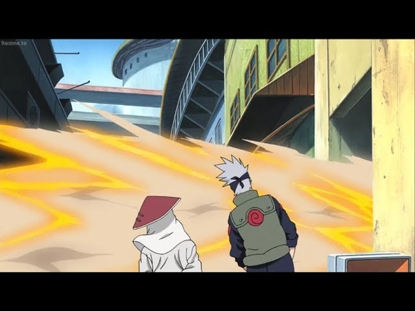 Kakashi visits the house of Naruto Sasuke and Sakura Sadness in Kakashi s heart