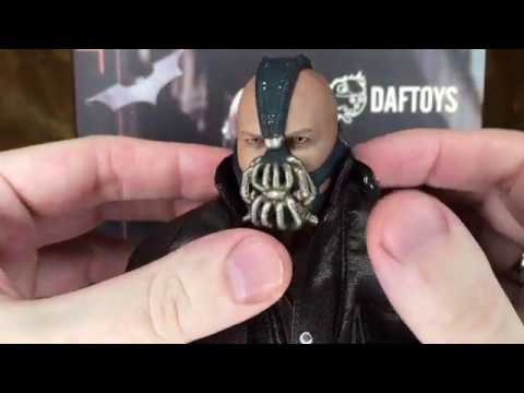 Набор DafToys - Bane 2.0 Ganghood body