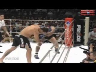Мурад Чункаев против Мурильо Ниндзя Руа Прайд 30 полная загрузка
