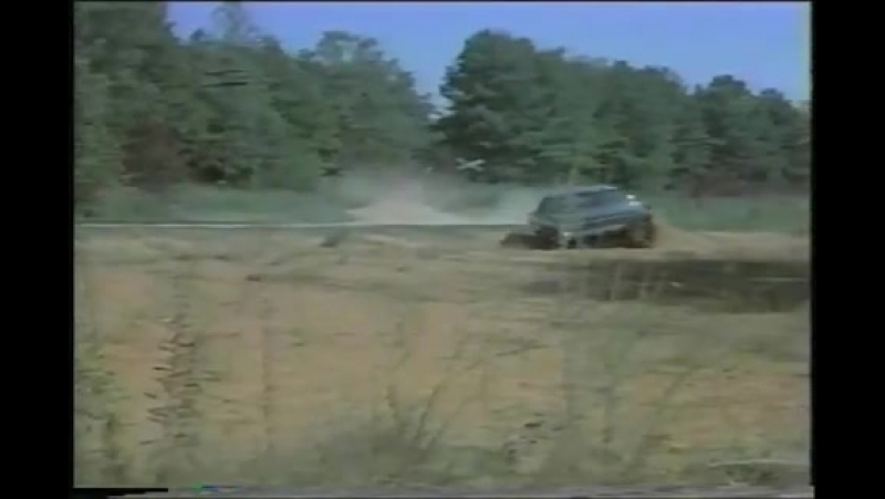Moonrunners (1974) car chase scenes