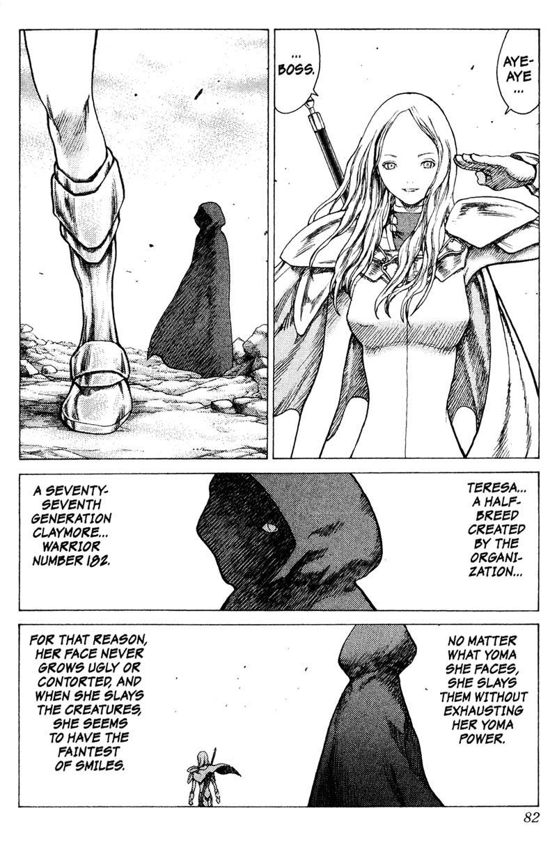 Claymore, Chapter 12, image #11