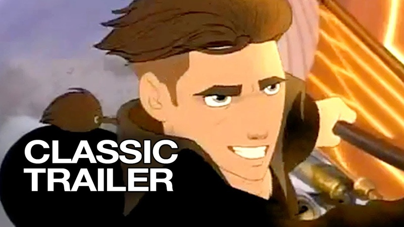 Treasure Planet 2002 Official Trailer 1 Animated Movie HD