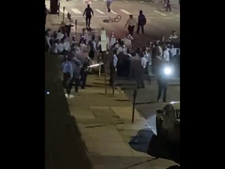 Philadelphia cops swarm mom's SUV during protest, smash windows, drag her out, and take toddler away