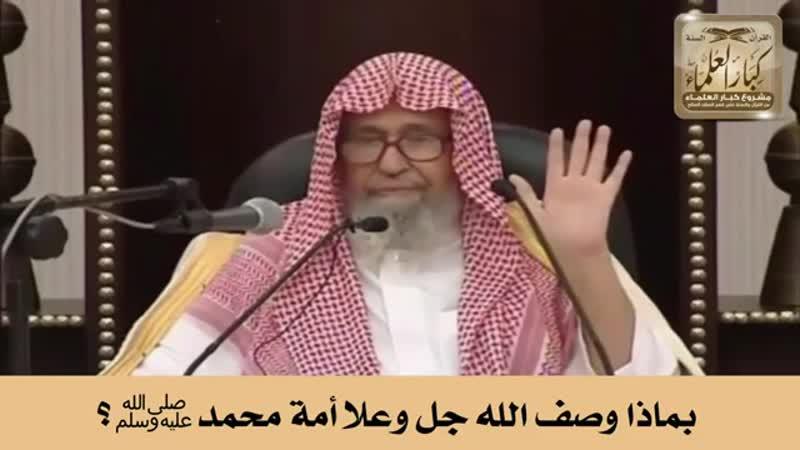 Описание этой уммы Шейх Салих аль Фаузан mp4