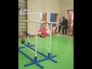 Тренировки Street Workout в Витебске