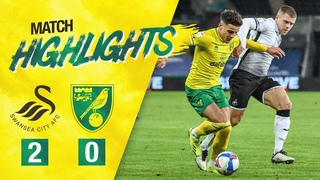 Суонси 2-0 Норвич Сити (28 тур Чемпионшипа)