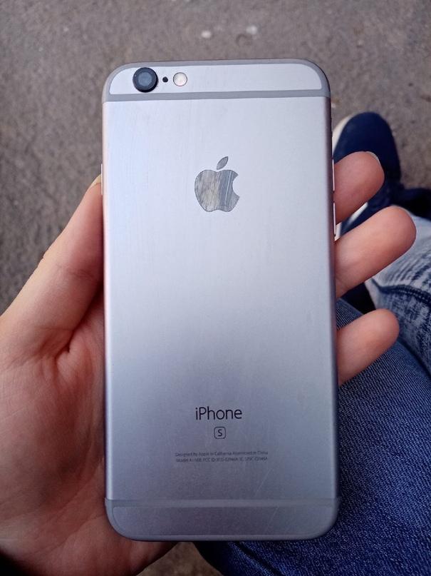 Купить iPhone 6s 64гб  Состояние хорошое    Объявления Орска и Новотроицка №10359