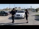 Девушка Танцует Нереально Красиво С Бентли В Баку 2020 Лезгинка С Красавицей ALISHKA Чеченская Песня