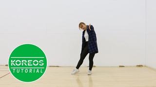 [Koreos] BTS (방탄소년단) - Fake Love Dance Tutorial (Mirrored)