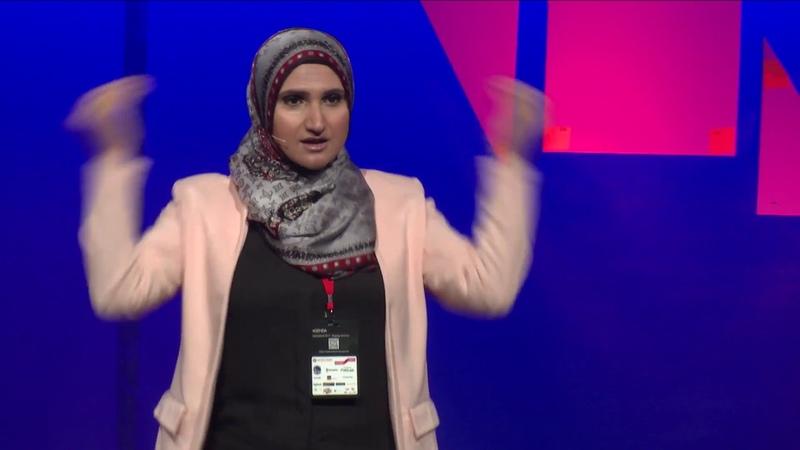 Are you too sensitive Should you change Marwa Azab TEDxOakland
