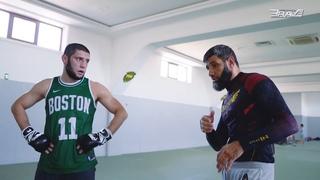 Один день из жизни бойцов команды KHK Dagestan