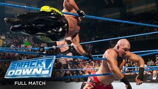 FULL MATCH - Cena, Guerrero & Mysterio vs. JBL & The Bashams: SmackDown, March 17, 2005