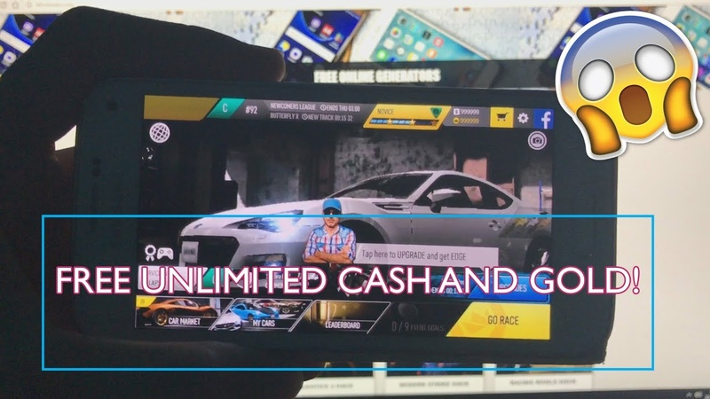 Race Kings Hack - Get Free Unlimited Gold Cash - Race Kings Cheats 2017(Android IOS)