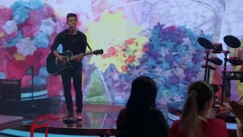 Kally's Mashup Music on Instagram Dante cantó BabyBeMine para una chica especial en el episodio de esta noche ¿Sorprendido 😲Escucha en el enla