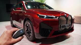 2022 BMW iX (326hp) - Sound & Visual Review!