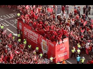 Фанаты Ливерпуля творят дичь!