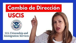 🎉 Como hacer el CAMBIO DE DIRECCION online en USCIS 👮 FACIL y RAPIDO!