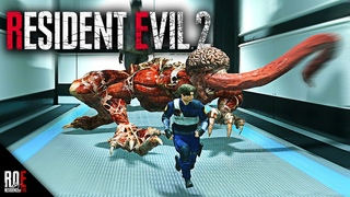 RESIDENT EVIL 2: REMAKE    TINY LEON (MOD)