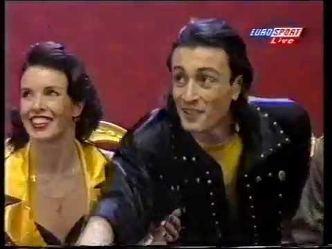Irina Lobacheva Ilia Averbukh RUS 1998 European Championships OD