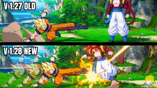 Dragon Ball FighterZ - NEW TOP 10 System Changes  Patch (SSJ Goku Fix, Aerial Guard Cancel)