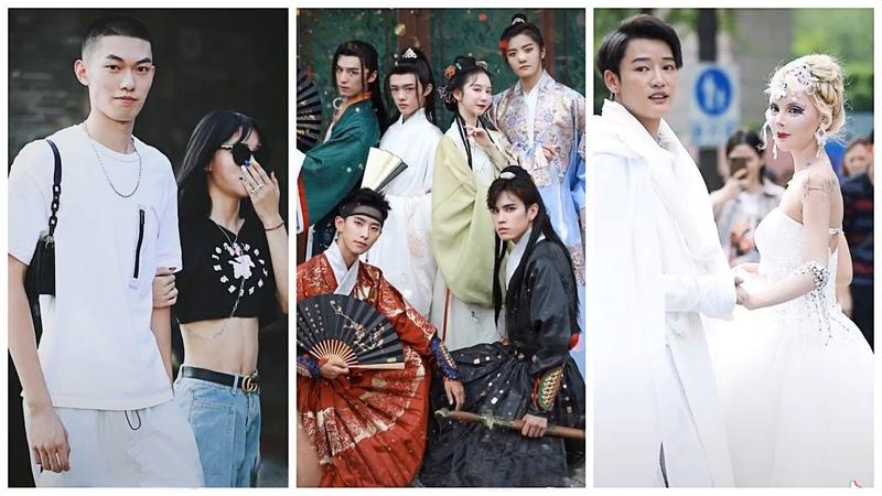 Mejores Street Fashion Tik Tok Thời Trang Đường Phố Trung Quốc 19