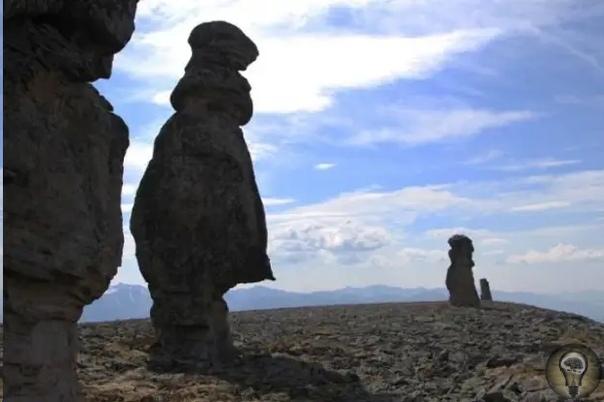 Загадочные сибирские Кигиляхи - артефакты арктической цивилизации На севере Восточной Сибири и особенно в Якутии существуют странные горные каменные образования, которые называют Кигиляхи или