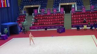 Anastasia Simakova - Hoop  Irina Deleanu Cup 2021