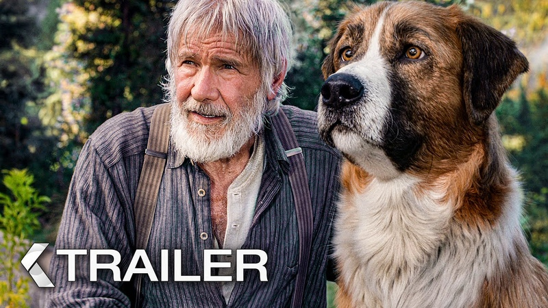 RUF DER WILDNIS Trailer German Deutsch 2020