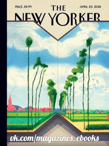 2018-04-23 The New Yorker
