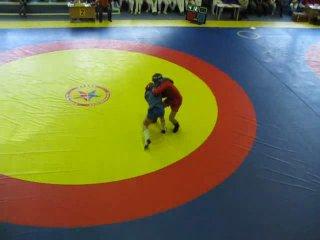 Всероссийский турнир по самбо памяти В.И.Швая 2010 г.Краснокамск