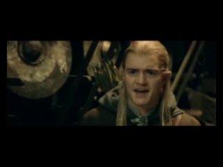 Боромир-Фродо и Арагорн-Леголас (под песню Меладзе и Приходько - Безответно)