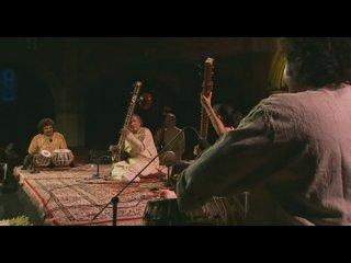 Ravi Shankar & Anoushka Shankar-Raga Anandi Kalyan & Raga Rangeela Piloo