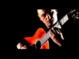 Flamenco guitar and dance