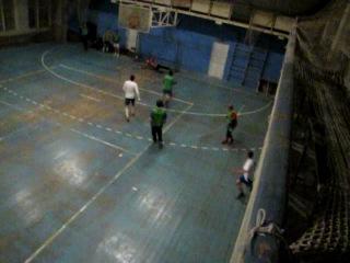Гол С Ускова в ворота Пелады 4
