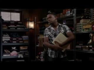 Закон Хэрри 1 сезон 11 серия Три цвета
