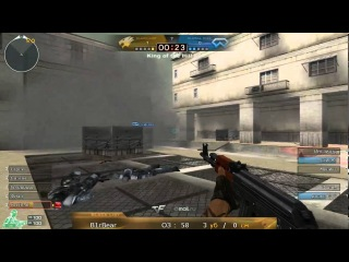 CF | King of the Hill #5 | tFmT  VS  Storm [2 map]