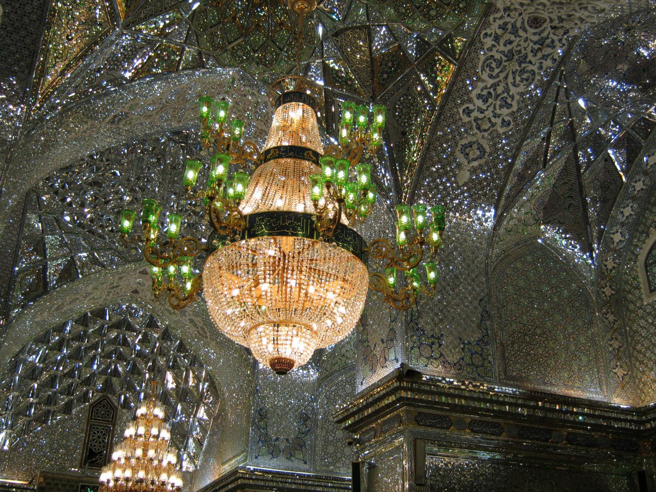 Шах Черах - главная святыня в Шираз