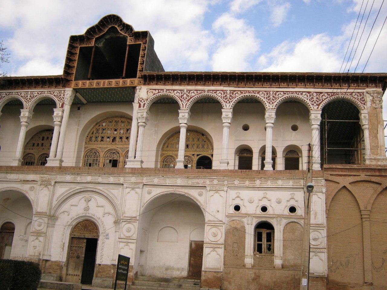 Старинный курдский дом