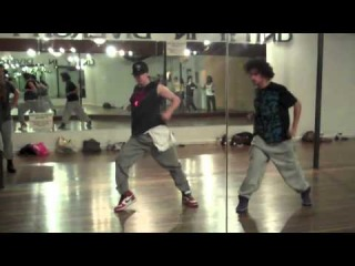 Willow Smith-Whip My Hair Choreography By-Todd Flanagan