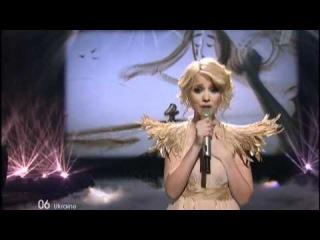 Eurovision 2011 UKRAINE Mika NEWTON - ANGEL / 2 SEMI-FINAL